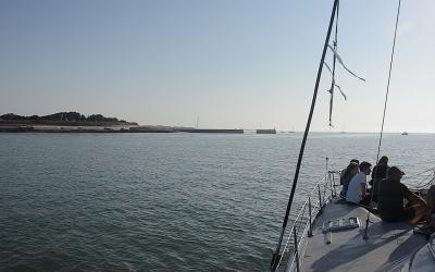 Croisières au Fort Boyard et à l'île d'Aix